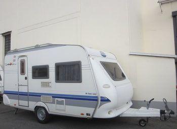 Foto  Deluxe400kb Camper  Roulotte Usato