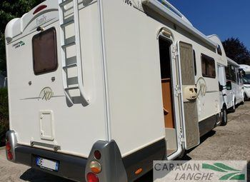 Xgo 104 Family Promo Camper  Mansardato Usato - foto 2