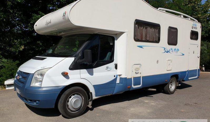 Blu Camp Sky 500 Camper  Mansardato Usato