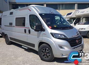 Roller Team Livingstone 2 Advanced 2020 Camper  Furgone/van Nuovo