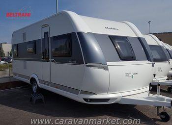 Foto  Hobbydeluxe545kmf-modello2019 Camper  Roulotte Nuovo