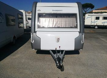 Tabbert Caravan Puccni 495 Camper  Roulotte Usato
