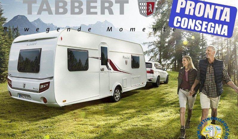 Tabbert Caravan Rossini Camp 5 Posti - Con Climatizzatore Camper  Roulotte Nuovo