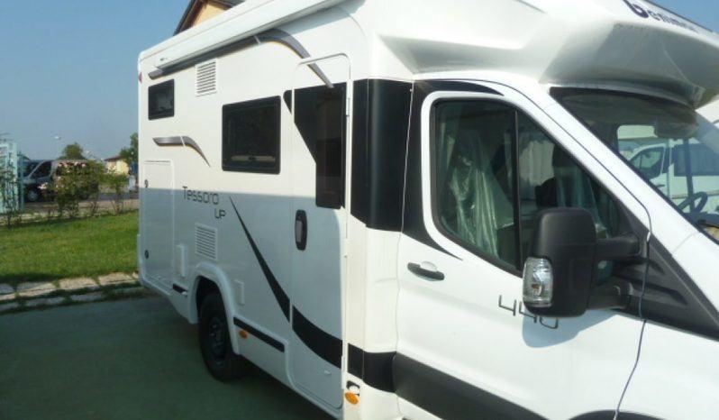 Benimar Tessoro 440 Garage Camper  Parzialmente Integrato Usato
