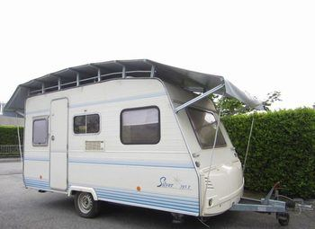 Caravelair 395t Camper  Roulotte Usato