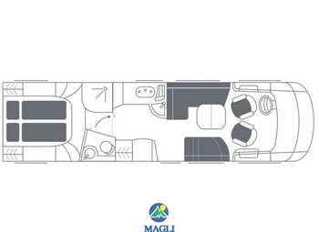 Foto Hymer B-klasse Modern Comfort I B-mc I 580 Edition1one Camper  Motorhome Usato
