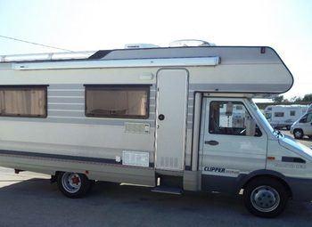 Foto Elnagh Clipper 680 Plus Camper  Mansardato Usato