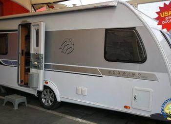 Sudwind500fusilver-caravanusataparialnuovo Camper  Roulotte Usato