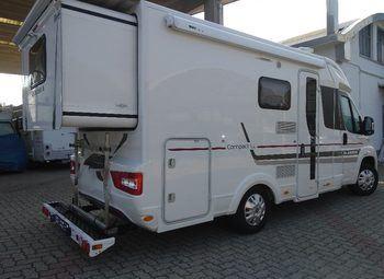 Adria Italia Compact Plus Scs Slide Out Van Camper  Puro Usato