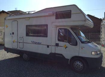 Foto Caravans International Mizar 140 Camper  Mansardato Usato