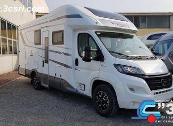 Foto Mobilvetta Kea P 67 - 2020 Camper  Parzialmente Integrato Nuovo