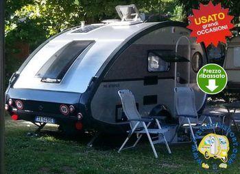 Tabbert Caravan T@b  L 400 Td Minicaravan Seminuova  3 P Completa Camper  Roulotte Nuovo