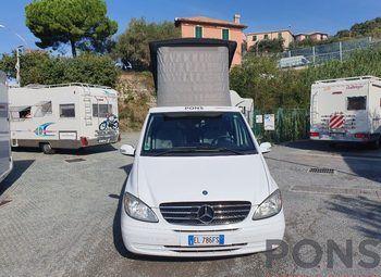 Mercedes-benz Viano Marco Polo Camper  Puro Usato