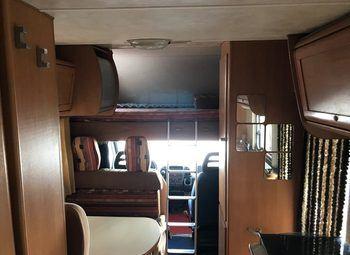 Caravans International Elliot 5 Camper  Mansardato Usato - foto 11