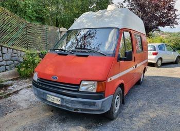Camper puro Ford Transit