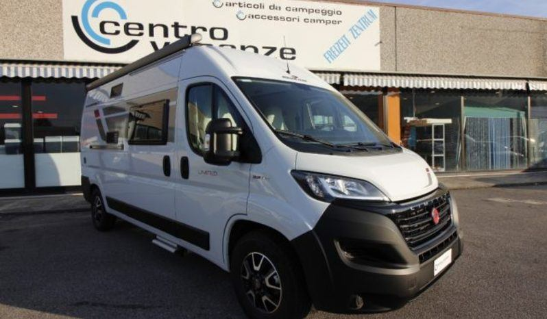 Roller Team Livingstone 2 Limited Edition Mod 2020 Camper  Puro Nuovo - foto 1