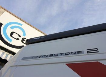 Roller Team Livingstone 2 Limited Edition Mod 2020 Camper  Puro Nuovo - foto 14
