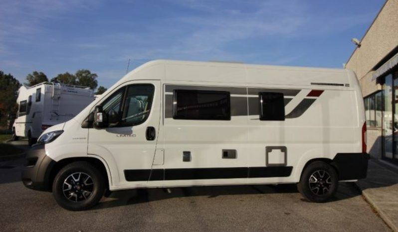 Roller Team Livingstone 2 Limited Edition Mod 2020 Camper  Puro Nuovo - foto 2