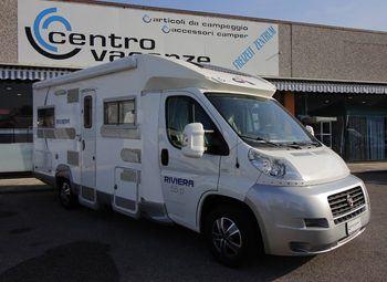 Caravans International Riviera 55p Camper  Parzialmente Integrato Usato