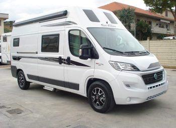 Font Vendome Horizon H300 - Ex Nolo Camper  Puro Usato