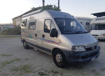 Adria Italia Twin Camper  Puro Usato