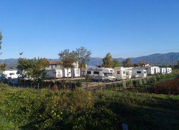 Area Rimessaggio Camper Barche E Roulottes Camper  Roulotte Usato - foto 4
