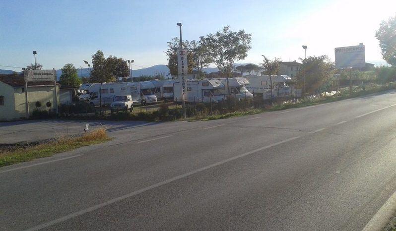 Area Rimessaggio Camper Barche E Roulottes Camper  Roulotte Usato - foto 5