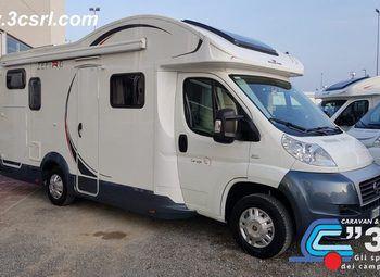 Foto Roller Team Garage Tl Basculante Camper  Parzialmente Integrato Usato
