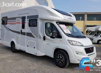 Foto Roller Team Granduca 287 Tl Stagione 2020 Camper  Parzialmente Integrato Nuovo