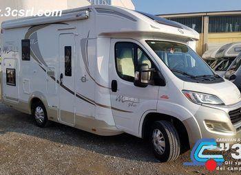 Foto Caravans International Ci 94 Xt Garage Compatto Camper  Parzialmente Integrato Usato