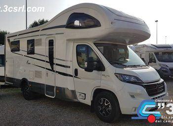 Foto Mobilvetta Kea M 76 - Seminuovo - Occasione Camper  Puro Usato