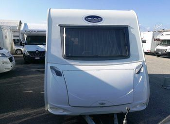 Caravelair Antares Luxe 400 Camper  Roulotte Usato
