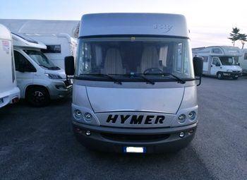 Eriba Hymer B 544 Alko Camper  Integrato Usato