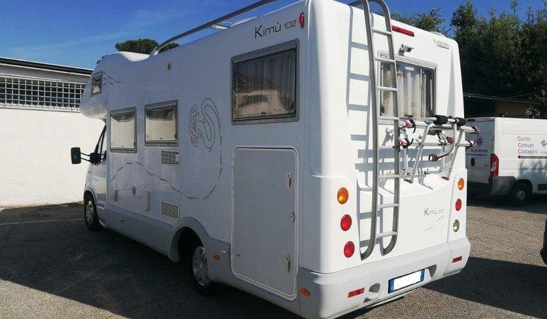 Mobilvetta Kimu 102 - Monoscocca Camper  Mansardato Usato - foto 6