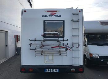 Roller Team Granduca  77 Camper  Mansardato Usato - foto 2