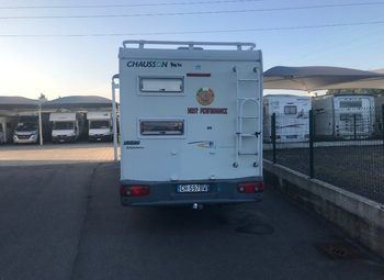 Chausson Welcome 16 Camper  Mansardato Usato - foto 3