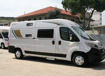 Foto Caravans International Kyros 5- 2020 Camper  Puro Nuovo