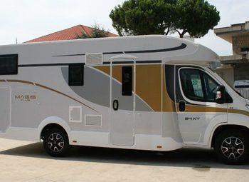 Foto Caravans International Magis 84 Xt - 2020 Camper  Parzialmente Integrato Nuovo