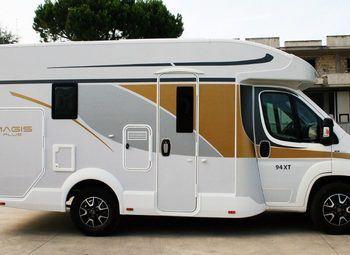 Foto Caravans International Magis 94 Xt - 2020 Camper  Parzialmente Integrato Nuovo