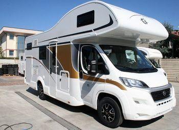 Foto Caravans International Magis 95m- 2020 Camper  Mansardato Nuovo