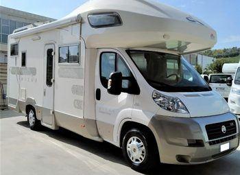 Foto Caravans International Mizar Garage Living Camper  Mansardato Usato