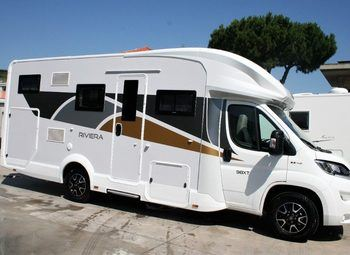 Foto Caravans International Riviera 98xt -2020 Camper  Parzialmente Integrato Nuovo