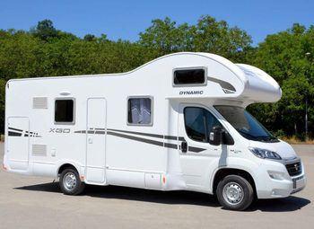 Xgo Dynamic 39 Camper  Mansardato Nuovo