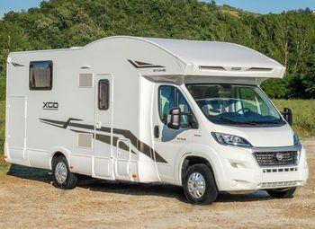 Xgo Dynamic 69 Plus Camper  Parzialmente Integrato Nuovo