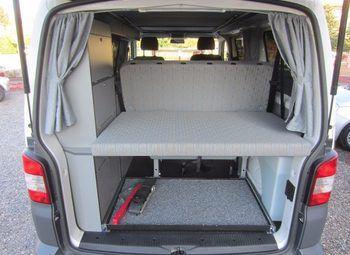 Volkswagen Transporter 2.0 Tdi T5 Summermobile - Pari A Nuovo Camper  Puro Usato - foto 24