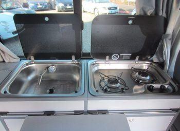 Volkswagen Transporter 2.0 Tdi T5 Summermobile - Pari A Nuovo Camper  Puro Usato - foto 49