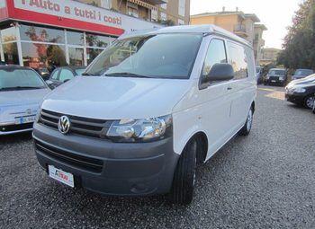 Volkswagen Transporter 2.0 Tdi T5 Summermobile - Pari A Nuovo Camper  Puro Usato - foto 99