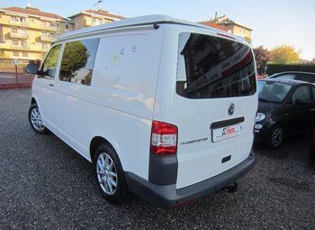 Volkswagen Transporter 2.0 Tdi T5 Summermobile - Pari A Nuovo Camper  Puro Usato - foto 105