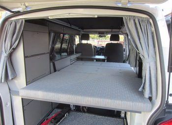 Volkswagen Transporter 2.0 Tdi T5 Summermobile - Pari A Nuovo Camper  Puro Usato - foto 133