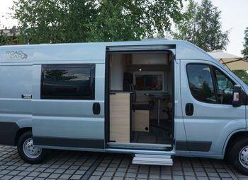 Citroen Roadcar 601q 120cv Camper  Puro Nuovo